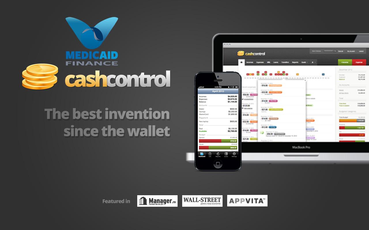 medicaid cash control